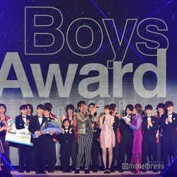 日本史上最大級のイケメンを発掘するオーディション「BoysAward Audition 4th」