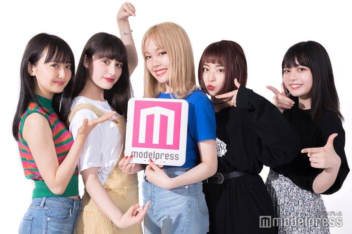 (左から)熊田来夢、木内舞留、KAHOH、安田乙葉、野島日菜(C)モデルプレス