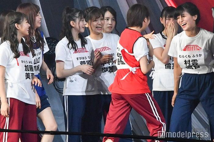 場外乱闘?/NGT48 4thシングルリリースイベント (C)モデルプレス