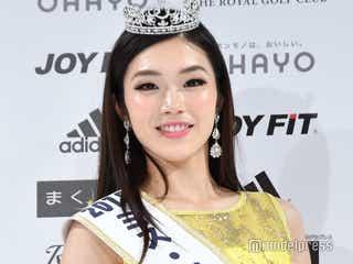 「ミス・ワールド2018」日本代表決定 伊達政宗の末裔・慶応大学の伊達佳内子さん