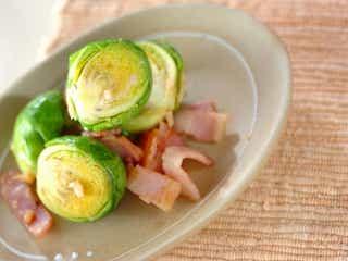 美肌に導く!栄養がギュッと詰まった「芽キャベツ」レシピ