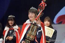 昨年度「女子高生ミスコン2017‐2018」グランプリの福田愛依(C)モデルプレス