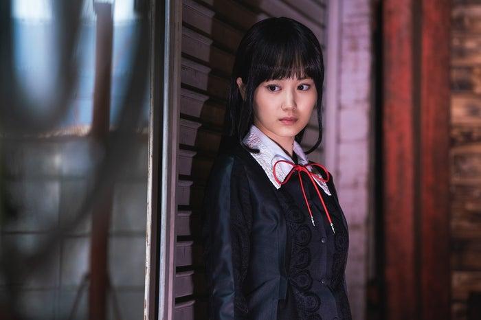 山下美月/「電影少女-VIDEO GIRL MAI 2019-」第3話より(C)『電影少女 2019』製作委員会