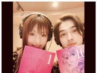深田恭子&横浜流星「はじこい」2ショットにファン歓喜「史上最高のカップル」