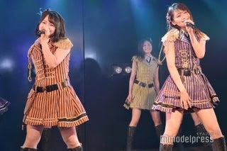 AKB48新チームKキャプテン込山榛香が涙 武藤十夢は大島優子からの連絡明かす<「RESET」公演レポ>