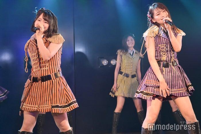 倉野尾成美、小嶋真子/AKB48込山チームK「RESET」公演(C)モデルプレス