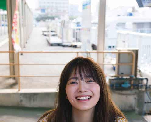 櫻坂46田村保乃、ワクワクが滲み出る幸せな笑顔 写真集パネル展の開催も決定<一歩目>