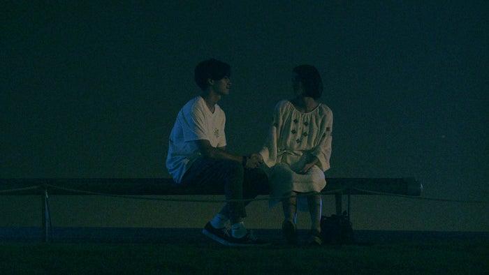 勇気&美咲『TERRACE HOUSE BOYS & GIRLS IN THE CITY』41st WEEK(C)フジテレビ/イースト・エンタテインメント