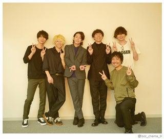 佐藤健の願い叶う BUMP OF CHICKEN・高橋一生との豪華ショットにファン歓喜