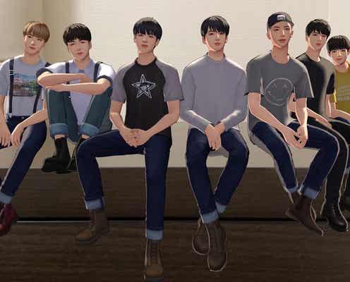 BTS新作ゲームに「可愛すぎて萌える」「想像以上のクオリティ!」 ファンの妄想を叶える「BTS Universe Story」を体験