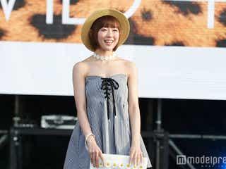 NMB48渡辺美優紀、髪ばっさりボブ×大胆素肌魅せで堂々ランウェイ