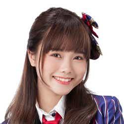 モデルプレス - 海外グループから涙の初ランクイン「可愛すぎる」と話題のBNK48エース・ミュージック<第10回AKB48世界選抜総選挙>