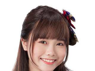 海外グループから涙の初ランクイン「可愛すぎる」と話題のBNK48エース・ミュージック<第10回AKB48世界選抜総選挙>