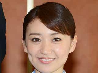 大島優子「恥ずかしい」アテンダント姿で車内アナウンスを初披露 次なる配役への憧れも