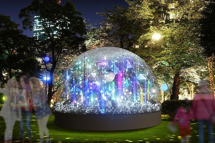 MIDTOWN WINTER LIGHTS/画像提供:東京ミッドタウンマネジメント