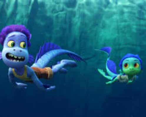 【本日デジタル配信開始】ルカが暮らす海の世界とは?『あの夏のルカ』 本編冒頭約9分間の映像が公開!