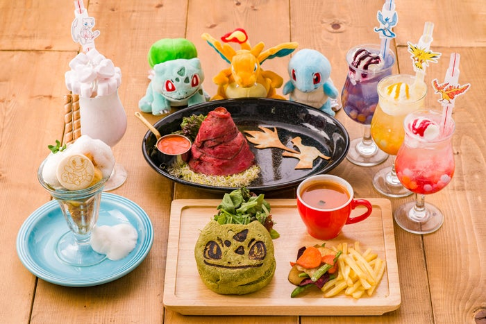 ポケモンカフェ(C)2019 Pokémon. (C)1995-2019 Nintendo/Creatures Inc./GAME FREAK inc.
