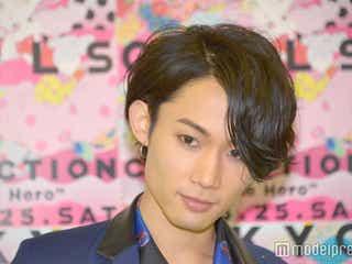 SNSが生んだシンデレラボーイ花沢将人、史上初抜擢のTGC舞台裏 素顔は天然?