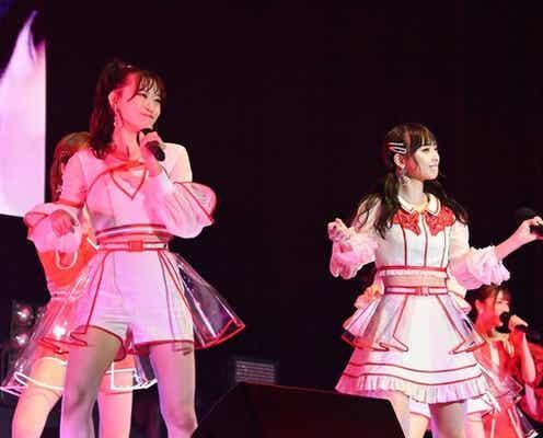 """NMB48、久々の関東でのライブで""""夏曲""""を連発「皆さんにお会いするのをすごく楽しみにしてました!」<@JAM EXPO>"""