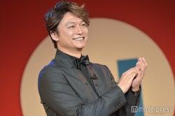 香取慎吾、生放送で41歳バースデーの瞬間を迎えることが決定
