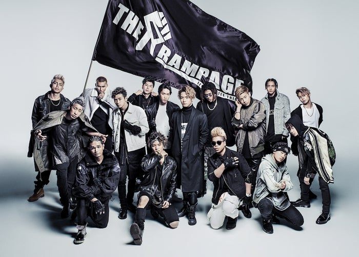 THE RAMPAGE from EXILE TRIBE/画像提供:所属事務所