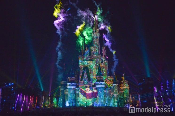 東京ディズニーランド史上最高レベルのショーがスタート TDR35周年・ナイトタイムスペクタキュラー「Celebrate!Tokyo Disneyland」