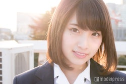 """日本一かわいい女子高生の""""りこぴん""""こと永井理子(C)モデルプレス"""