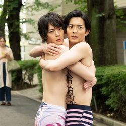 犬飼貴丈、竜星涼(C)井上堅二・吉岡公威/講談社 (C)2020映画「ぐらんぶる」製作委員会