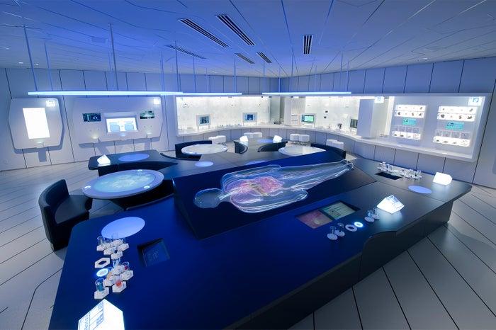 休日にGO!日本橋「くすりミュージアム」に行ってみた<感想レビュー>/画像提供:第一三共株式会社