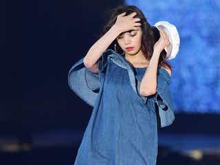 池田エライザのヘルシー美ボディに憧れる「むちっとしてても愛して」宣言にファンから反響