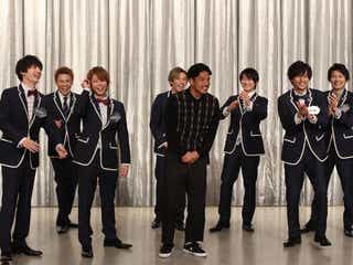 "Kis-My-Ft2、サプライズで初登場 ""愛が止まらない""大ファンとの対面でダンスコラボ"