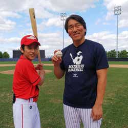 モデルプレス - 嵐・二宮和也、松井秀喜の野球教室に入門 弾丸NYロケへ「嵐にしやがれ」