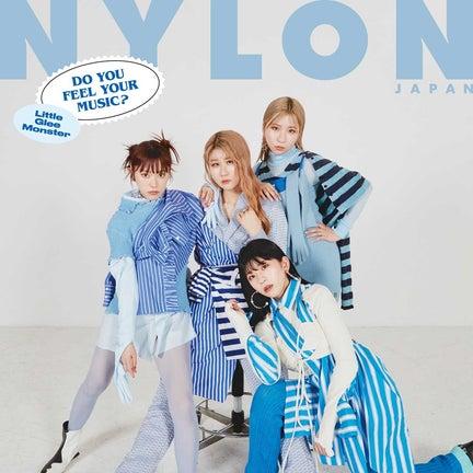 Little Glee Monster、1年ぶり「NYLON JAPAN」表紙に 休養中・芹奈との未公開カットも