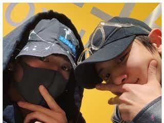 """新田真剣佑、EXOチャンヨルと""""デート""""報告「最強すぎる」と話題に"""