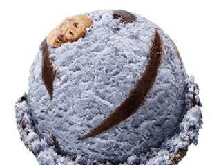 サーティワンのハロウィン ブルーベリー×濃厚チョコの妖しいハーモニー
