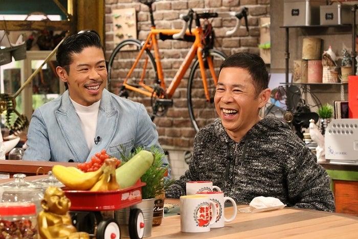 松本利夫、岡村隆史(写真提供:関西テレビ)