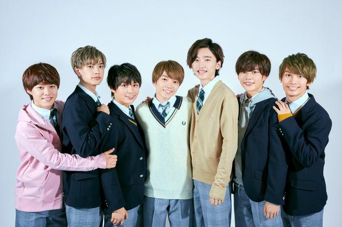 なにわ男子 (画像提供:NHK)