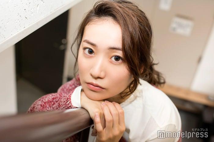 モデルプレスのインタビューに応じた大島優子(C)モデルプレス
