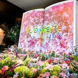 フォトジェニックに進化!百花繚乱アートイベント「FLOWERS BY NAKED 2019」開幕