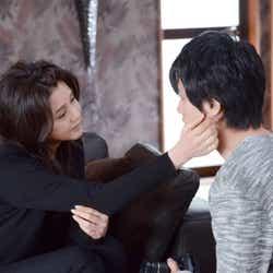 藤原紀香、鈴木伸之 (画像提供:読売テレビ)