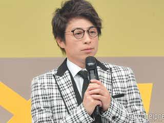 ロンブー田村淳、相方・田村亮の会見受けツイート「正直者で真っ直ぐな亮が戻ってきて安心しました」
