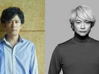 稲垣吾郎&香取慎吾、生放送で対談
