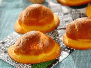 ご当地パンを簡単にホームメイド! 「帽子パン」