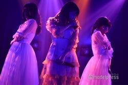 西川怜、加藤玲奈、篠崎彩奈/AKB48岡部チームA「目撃者」公演(C)モデルプレス