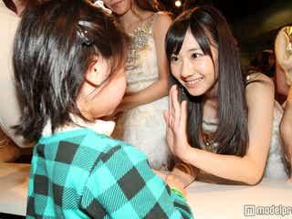 AKB48前田敦子、柏木由紀ら全90名が握手でお見送り チャリティー公演開催