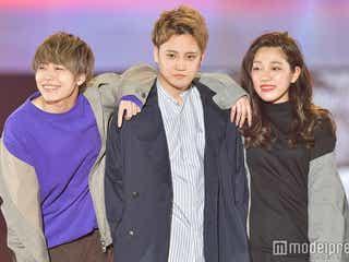 """YouTuber3人組さんこいち、""""全員イケメン""""姿でランウェイ<関コレ2018S/S>"""