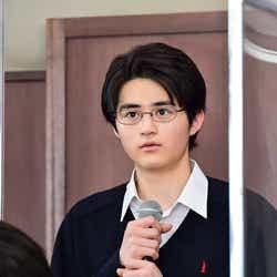 鈴鹿央士(C)TBS
