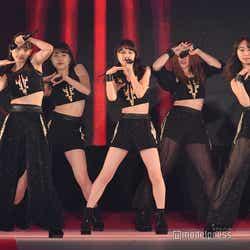 モデルプレス - アンジュルム、圧巻ダンスで「ガルアワ」初パフォーマンスに歓声<GirlsAward 2019 A/W>