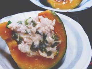 【ムーンダイエット】7月の満月は低カロリー&食物繊維豊富な「かぼちゃの肉詰め蒸し」!