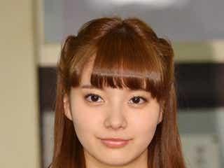「Seventeen」モデル新川優愛、キュートな制服姿披露